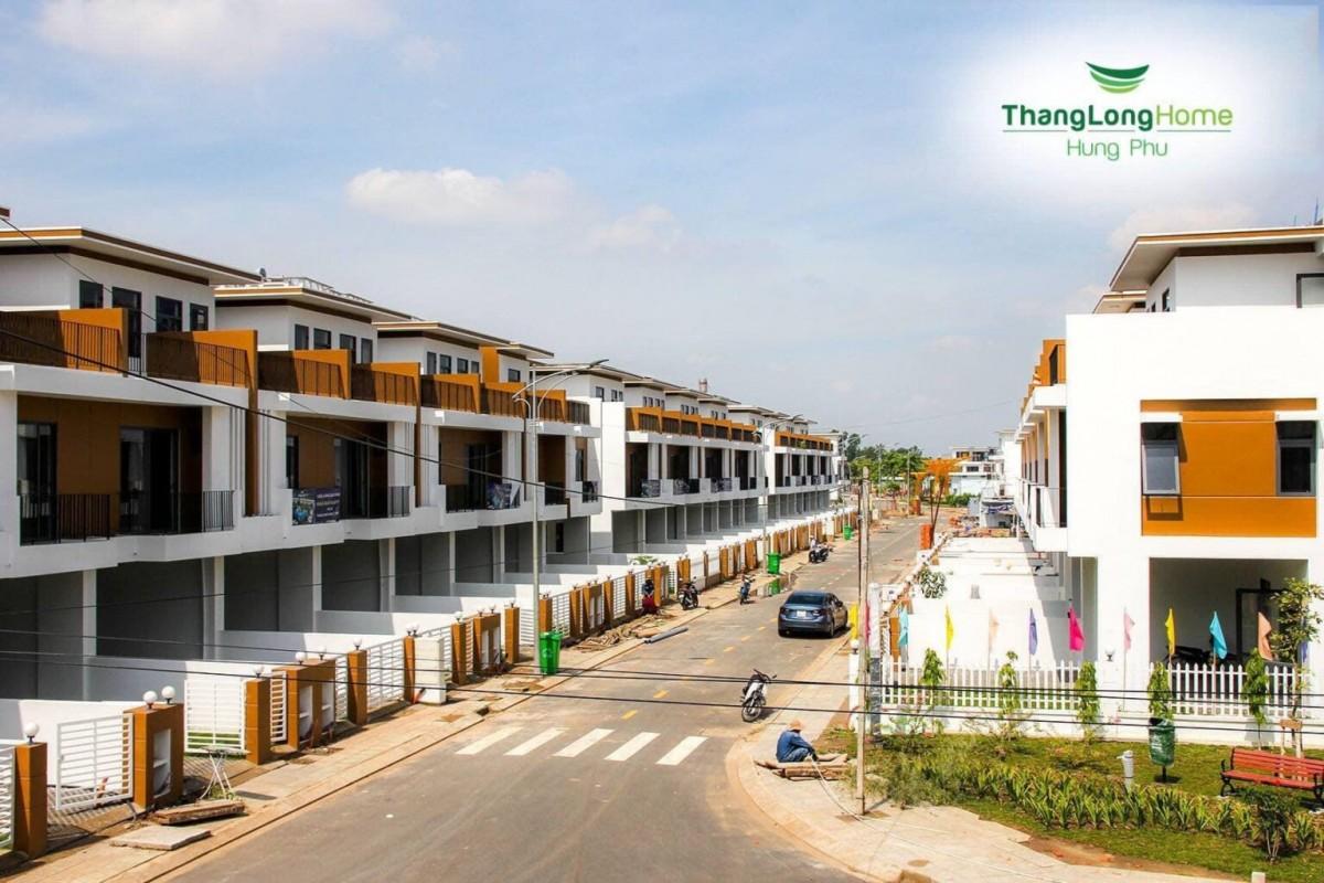 Dự án Thang Long Home Hung phu